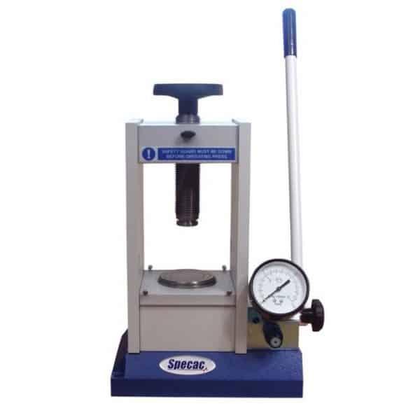Manual-Hydraulic-XRF-Press
