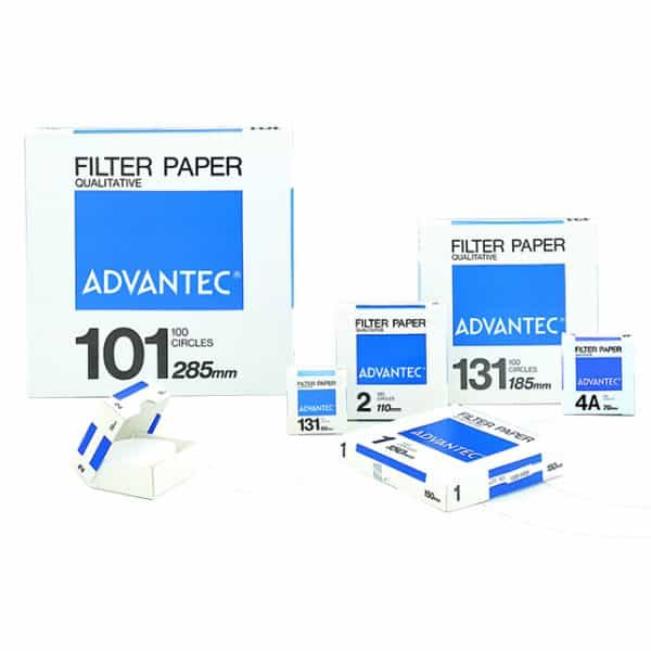 Quantitative-Hardened-Filter-Papers