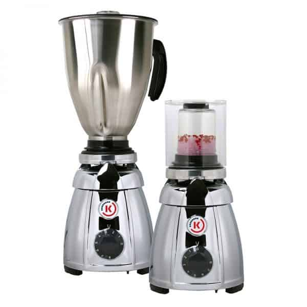 MICROTRON® Mixers and Blenders