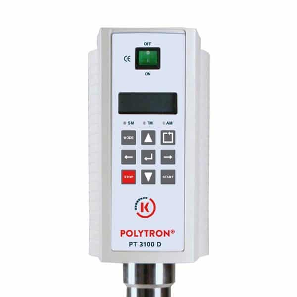 POLYTRON® PT 3100 D Stand-disperser (High-End Line)