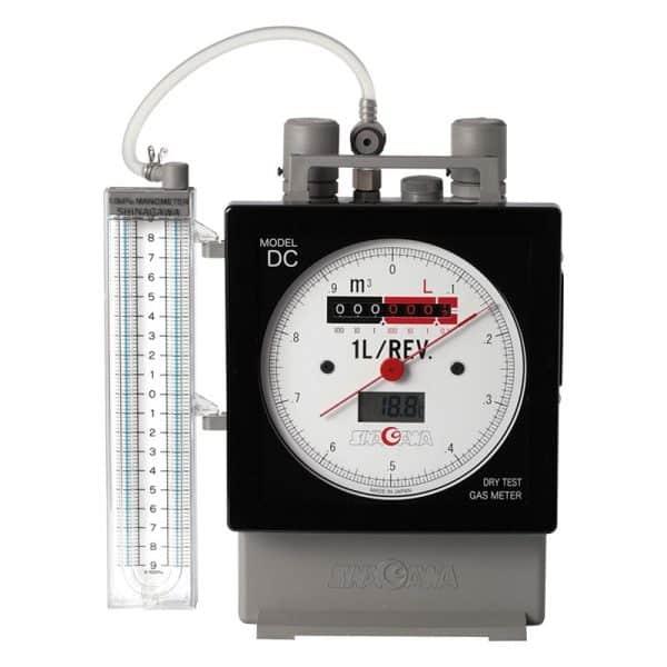 DC Series Dry Gas Meters