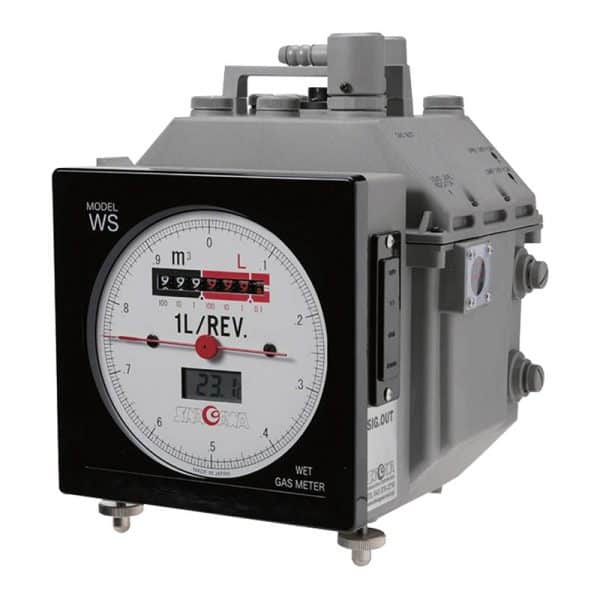 WS Series Wet Gas Meters
